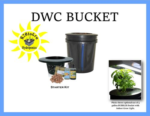 # 05 DWC Hydroponic Growing System